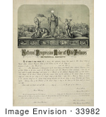 #33982 Stock Illustration Of National Progressive Order Of Odd Fellows Beneficial Society Form Request For Opening A New Lodge