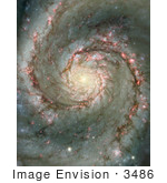 #3486 The Whirlpool Galaxy
