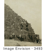 #3493 Ancient Pyramid Egypt