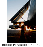 #35240 Stock Photo Of A
