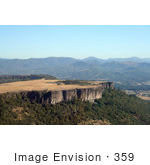 #359 Photograph Of Table Rock Oregon