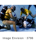 #3796 Scuba Navy Confidence Training