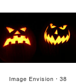 #38 Picture Of Scary Halloween Pumpkins