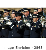 #3863 United States Air Force Band Ford Memorial