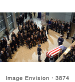 #3874 Memorial And Repose Ceremony For Gerald Ford