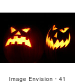 #41 Halloween Picture Of Carved Pumpkins