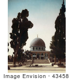 #43458 Rf Stock Photo Of The Dome Of The Rock Jerusalem Israel