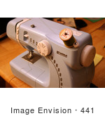 #441 Photo of a Sewing Machine by Jamie Voetsch