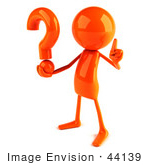 http://www.imageenvision.com/150/44139-royalty-free-rf-illustration-of-a-3d-red-man-mascot-holding-a-question-mark---version-2-by-julos.jpg