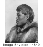 #4840 Male Eskimo Profile by JVPD