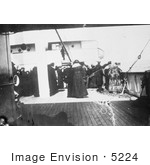 #5224 Titanic Survivors on RMS Carpathia by JVPD