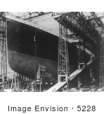 #5228 RMS Titanic Under Construction by JVPD