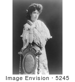 #5245 Mrs. James J. Molly Brown by JVPD