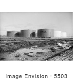 #5503 Oil Tanks