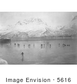 #5616 Valdez Ice Skaters