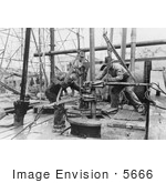 #5666 Oil Workers