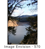 #570 Photograph of Mountains and Applegate Lake from Da-Ku-Be-Te-De Trail by Jamie Voetsch