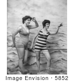 #5852 Women in Swimsuits by JVPD