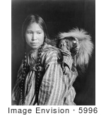 #5996 Inuit Mother by JVPD