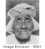 #6001 Santa Ysabel Woman