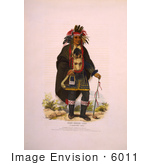 #6011 Chippeway Chief