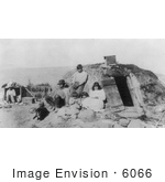 #6066 Paiute Indian Family