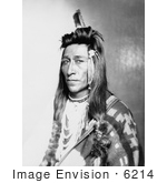 #6214 Measaw, a Shoshone Indian by JVPD