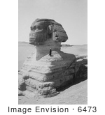 #6473 Great Sphinx Cairo Egypt