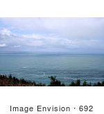 #692 Photo of the Ocean From House Rock Viewpoint, Oregon by Jamie Voetsch
