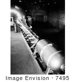 #7495 Stock Picture Of An Atmospheric Entry Simulator