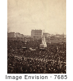 #7685 Picture Of The Inauguration Of Rutherford Hayes