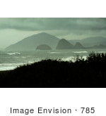#785 Photography of Stacks at the Oregon Coast by Kenny Adams