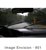 #801 Photography of Driving in Rainy Weather by Kenny Adams