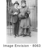 #8063 Picture of Enzo Anselmo Ferrari With Margarete Matzenauer by JVPD