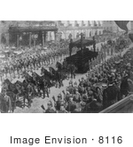 #8116 Picture Of Ulysses S Grant Funeral