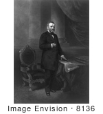 #8136 Picture Of Ulysses S Grant