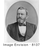 #8137 Picture Of Ulysses S Grant In 1880