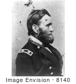 #8140 Picture Of Ulysses S Grant