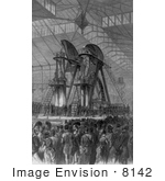 #8142 Picture Of Corliss Engine