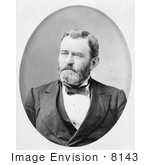 #8143 Picture Of Ulysses S Grant