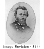 #8144 Picture Of Ulysses S Grant