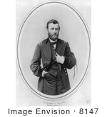 #8147 Picture Of Ulysses S Grant