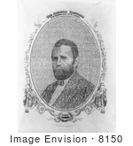 #8150 Picture Of Ulysses S Grant