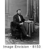 #8153 Picture Of Ulysses S Grant 18th American President