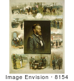 #8154 Picture Of Ulysses Grant