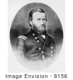 #8156 Picture Of Ulysses S Grant