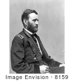 #8159 Picture Of Ulysses S Grant