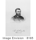#8165 Image Of Ulysses S Grant