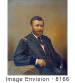 #8166 Picture Of President Ulysses S Grant