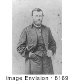 #8169 Picture Of Ulysses S Grant